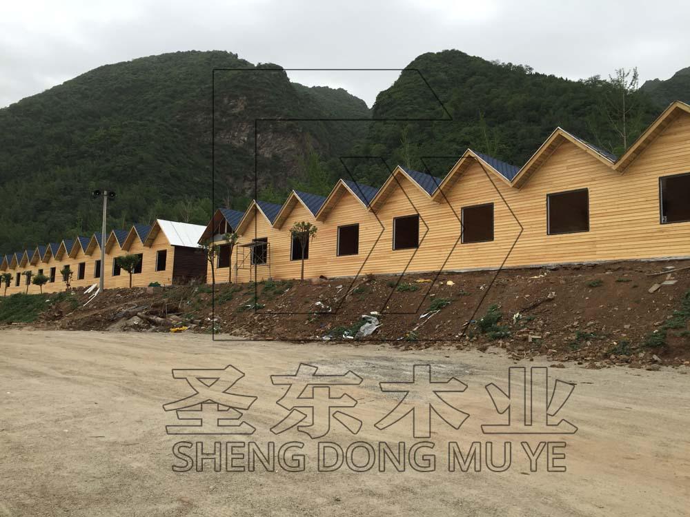 景(jing)區(qu)商(shang)業木(mu)屋餐(can)飲(yin)排房